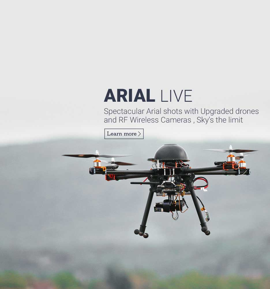 Arial-live