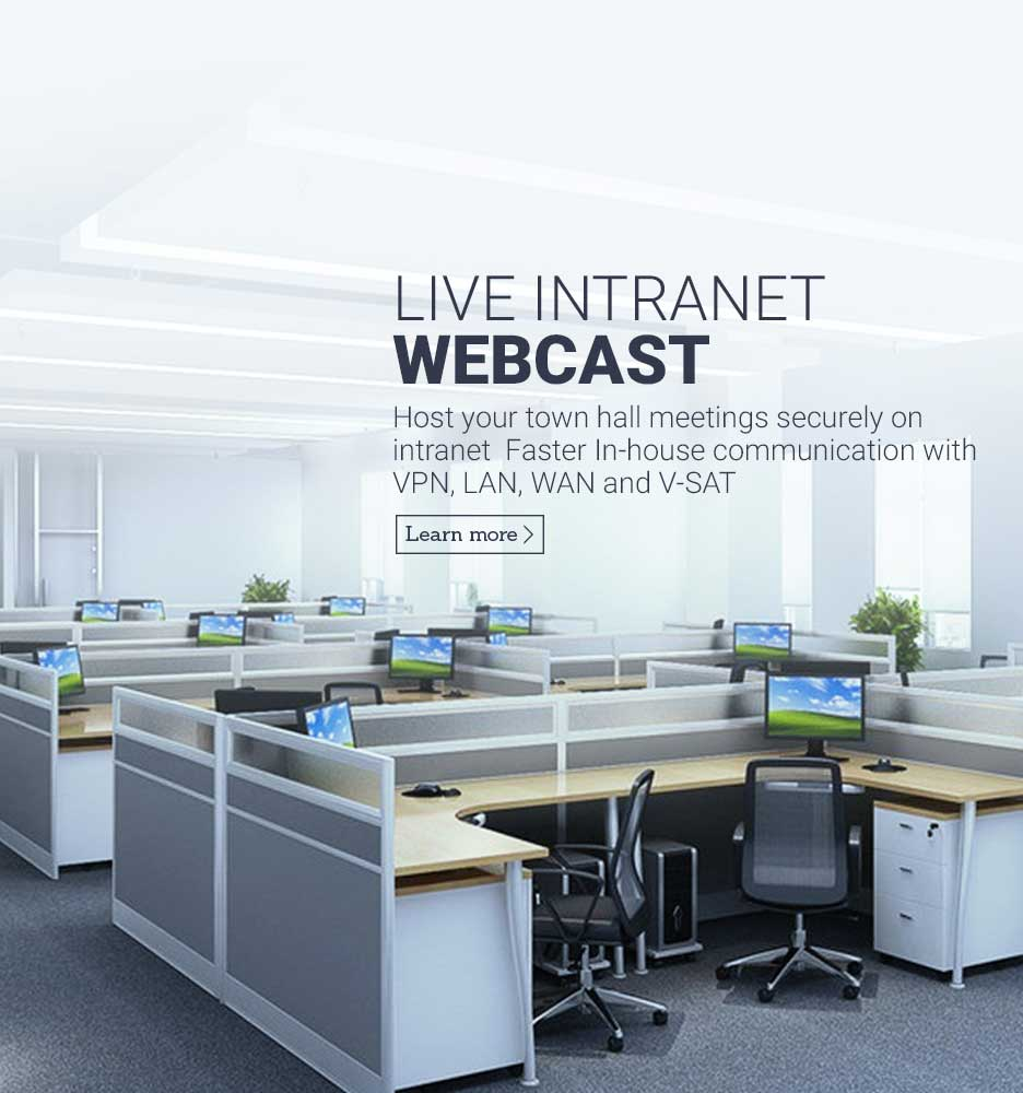Live-Intranet-Webcast