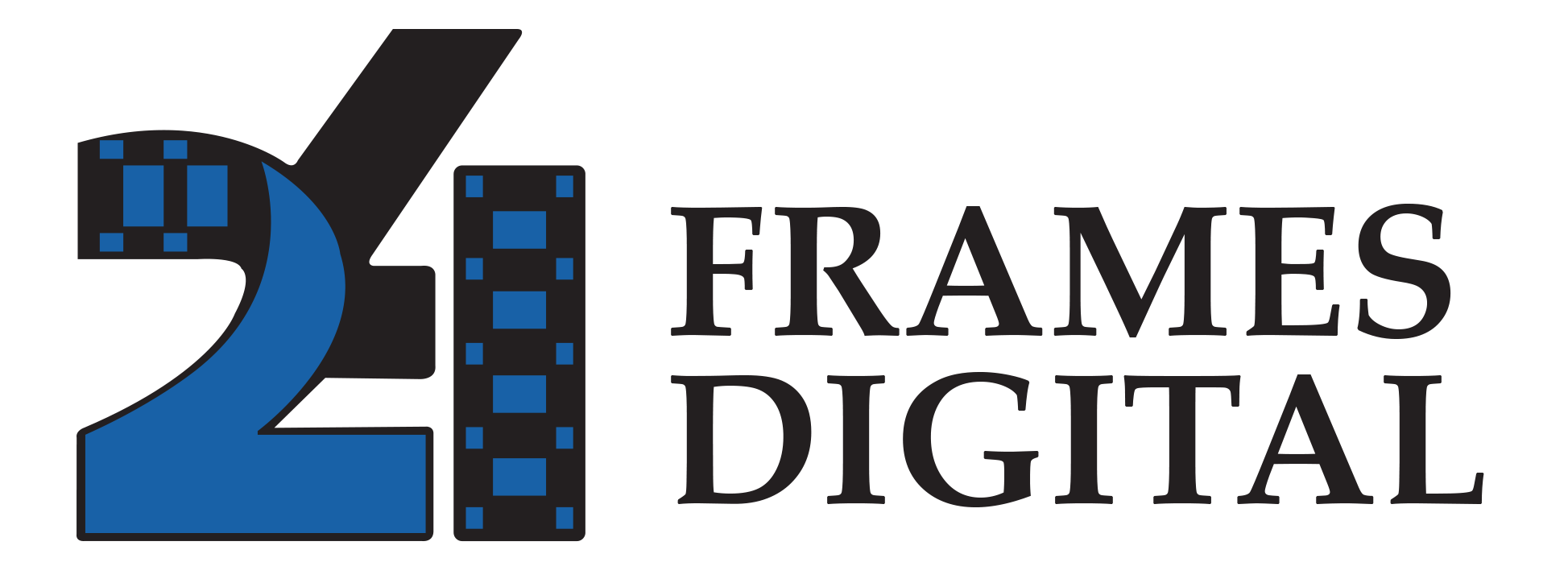 24 Frames Digital Logo